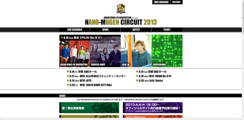 NANO-MUGEN CIRCUIT 2013